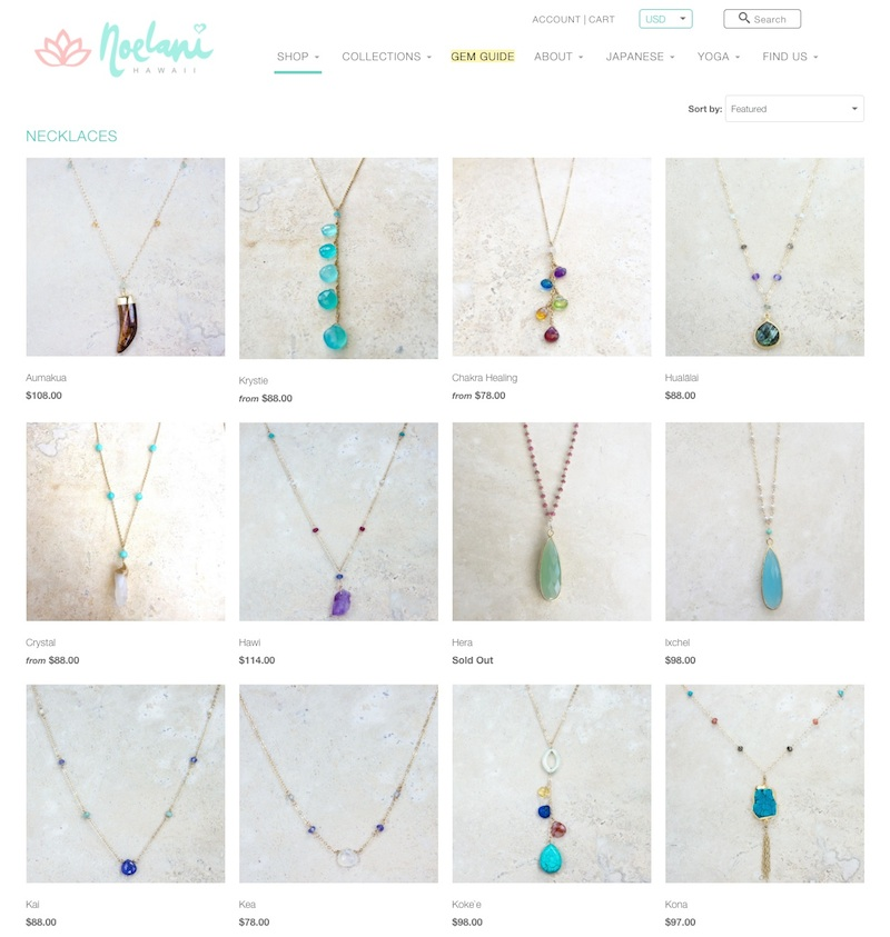 hawaii-web-design_shopify-ecommerce_noelani-designs_collection-page