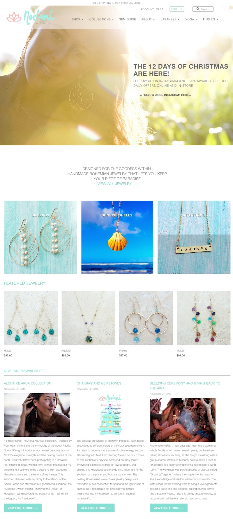 hawaii-web-design_shopify-ecommerce_noelani-designs_home-page