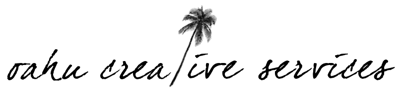 OAHU CREATIVE SERVICES